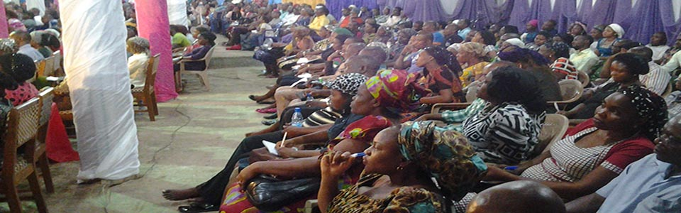 NNEWI COUPLES' FORUM 2014